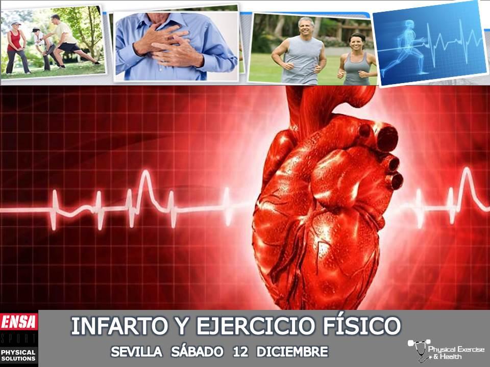 INFARTO Y EJERCICIO FÍSICO