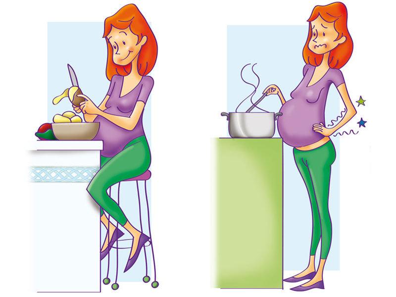 Afecciones embarazo