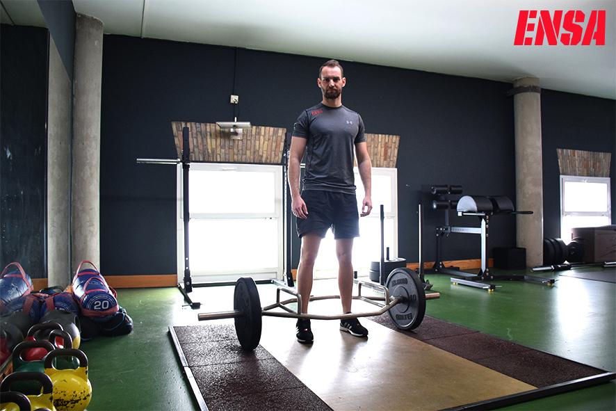 deadlifts entrenamiento sevilla