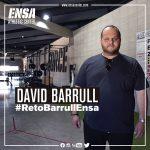 David Barrull comienza el #RetoBarrullEnsa