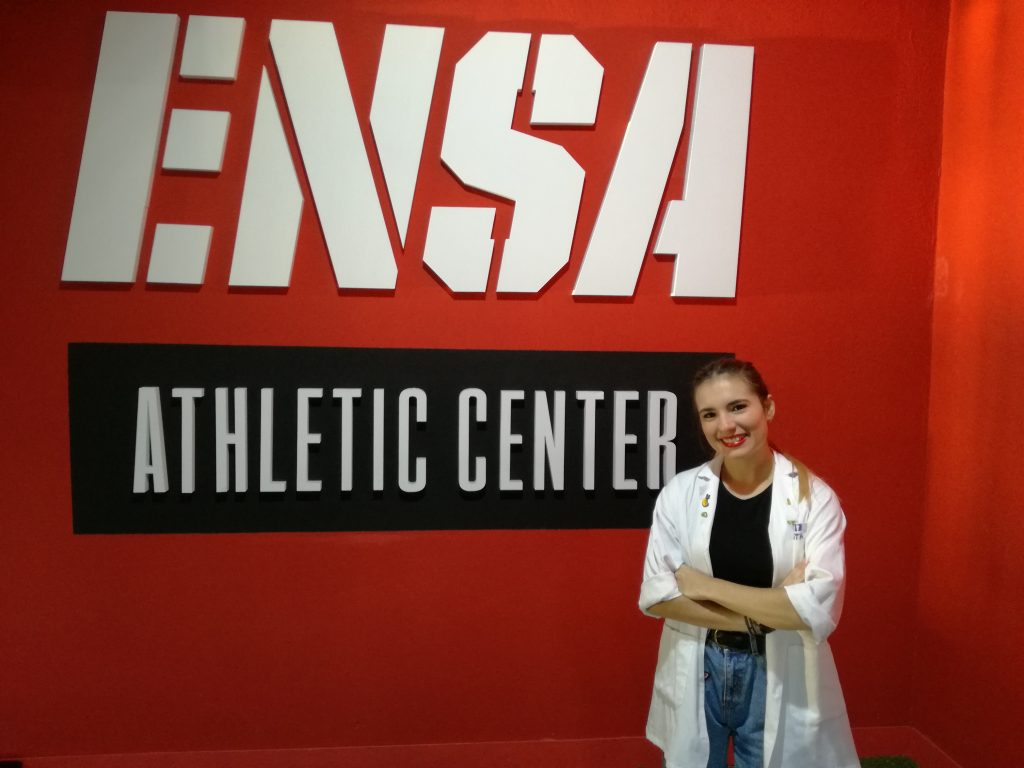 Ana Ruiz Nutricionista Ensa Sport