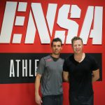 Jorge Cadaval Con Ensa Athletic Center
