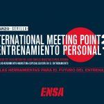 II International Meeting Point de Entrenamiento Personal