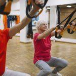 Importancia del ejercicio en adultos de edad avanzada