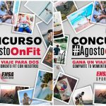 concurso #agostoonfit de ensa sport y athletic center