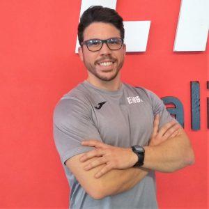 Jesús Bueno es entrenador personal de ensa sport en galisport porvenir (sevilla). Especializado en rehabilitación de lesiones