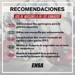 NECESIDAD DE USO DE MASCARILLA