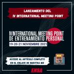 IV MEETING POINT de ENSA SPORT